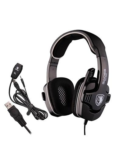 SA922 Xbox PlayStation PC Oyuncu Kulaklığı-Platoon